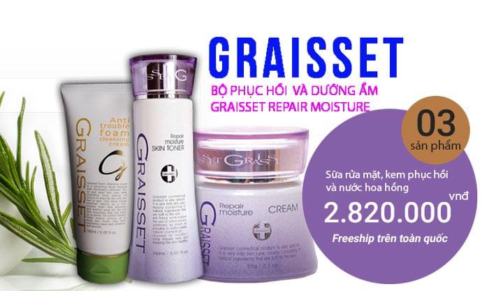 sản phẩm Graisset repair moiture