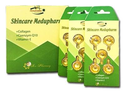 Skincare Medupharm – Viên Bôi Dưỡng Da