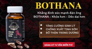 Thuốc bothana – tăng cường sinh lý nam giới