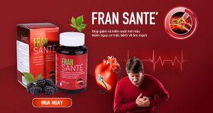Thuốc Fransante – Hỗ trợ điều trị mỡ máu cao